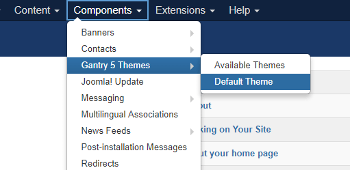 Joomla Extensions Modules